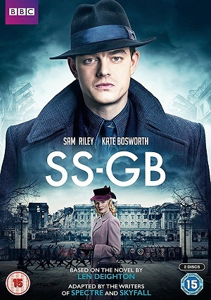 Torrent Série SS-GB 2018  720p BDRip HD completo