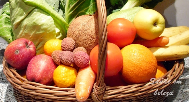 Alimentação saudável e responsável