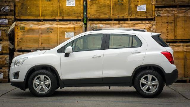 Novo Chevrolet Tracker 2016 - LT