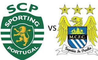 Prediksi Skor Manchester City vs Sporting Lisbon
