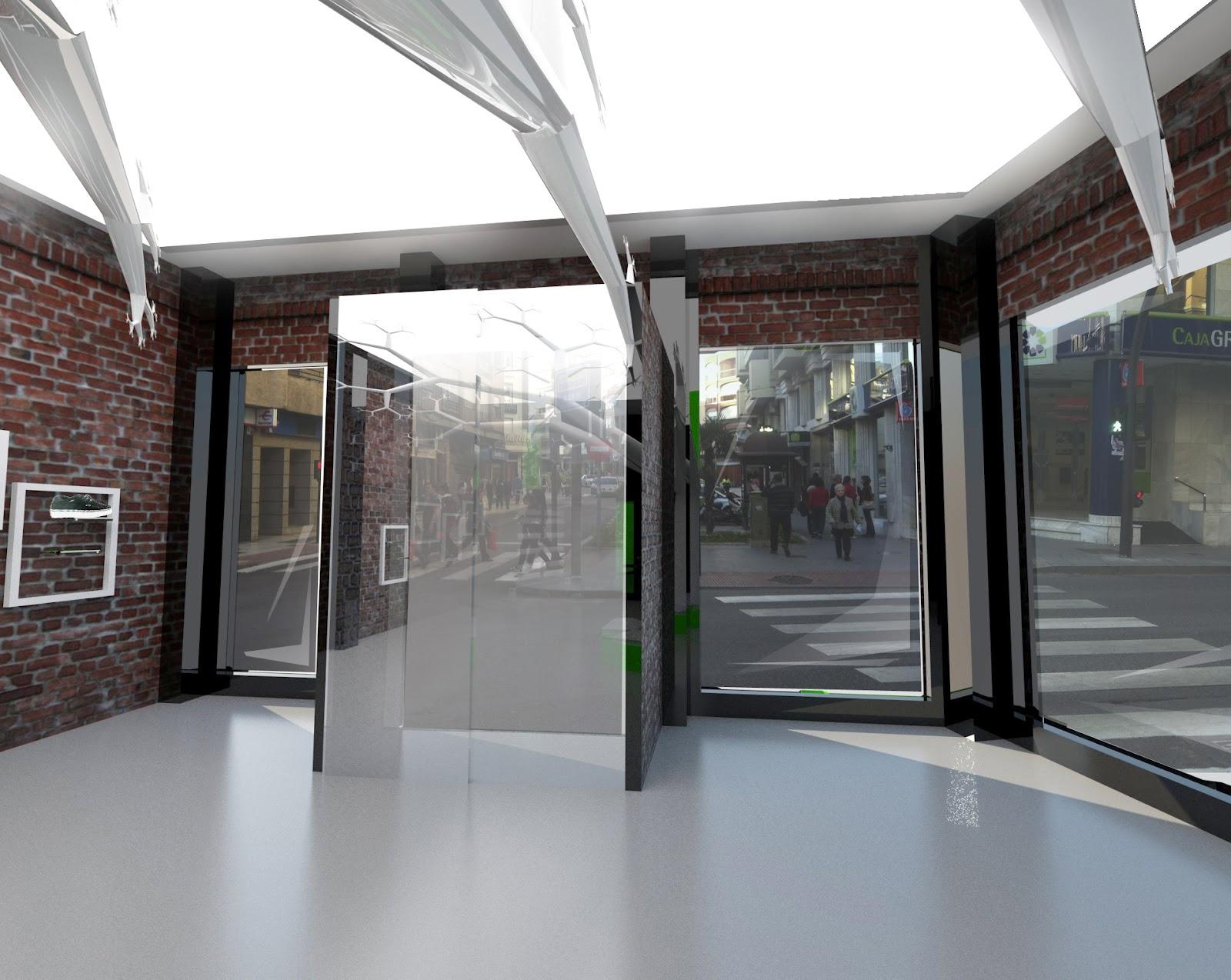 Dise o de interiores escuela de arte de motril zapater a for Escuelas diseno de interiores