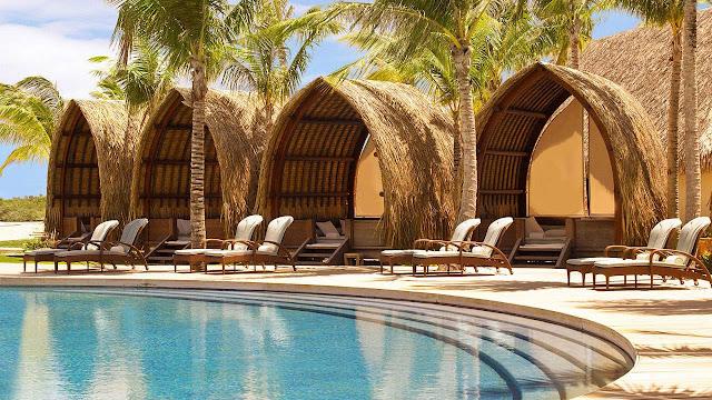 Four Season resort of Bora Bora