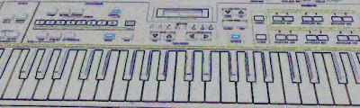 Imagen del mítico teclado CASIO CZ-101