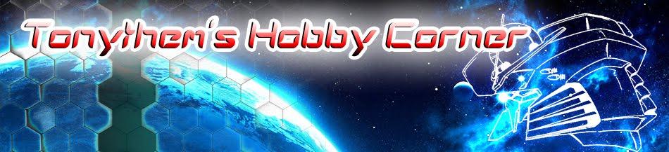 Tonythem's Hobby Corner