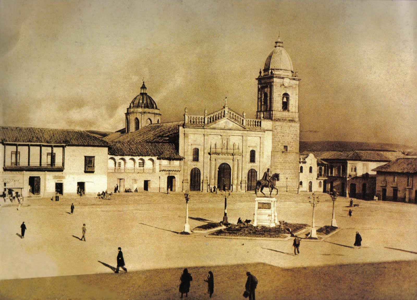 Plaza de bolivar historia for Direccion ministerio del interior bogota