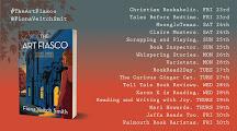 The Art Fiasco Blog Tour