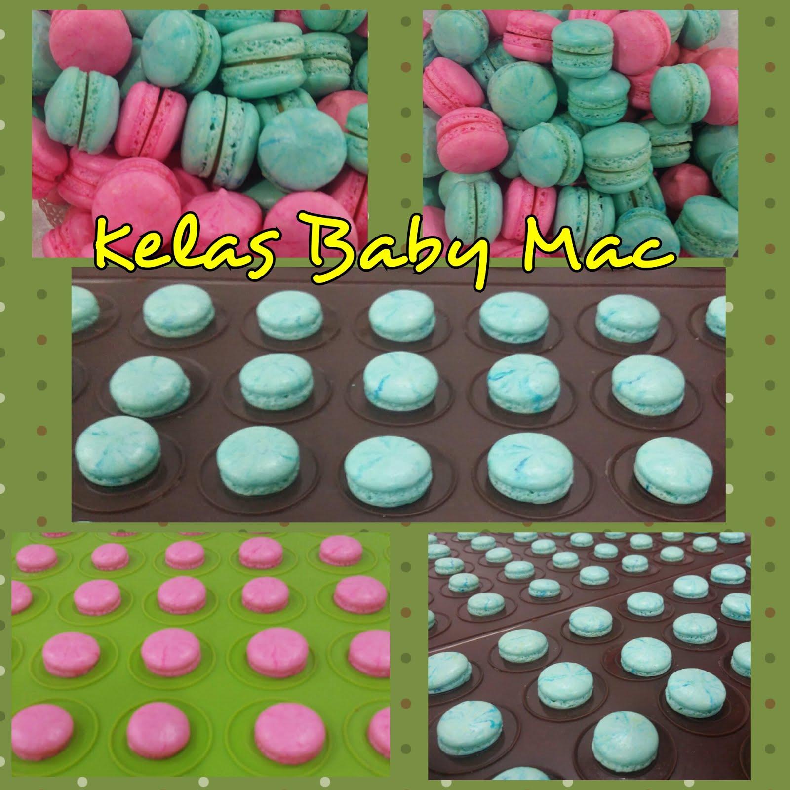 Kelas DIY Baby Mac RM200 perhead
