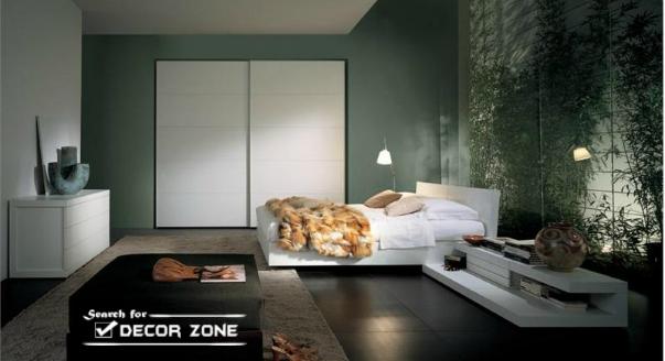 minimalist white bedroom furniture sets built in wardrobe