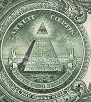 Misteri 1 Dollar Amerika Serikat