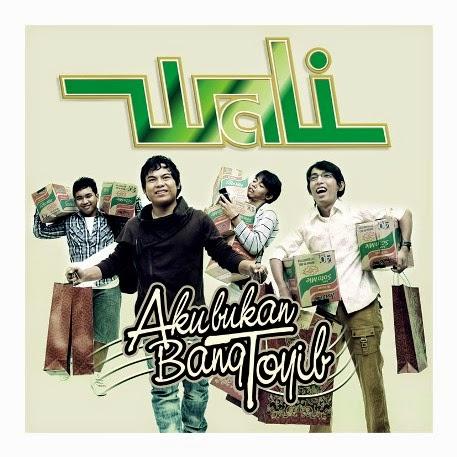 Album Wali Aku Bukan Bang Toyib (2011)