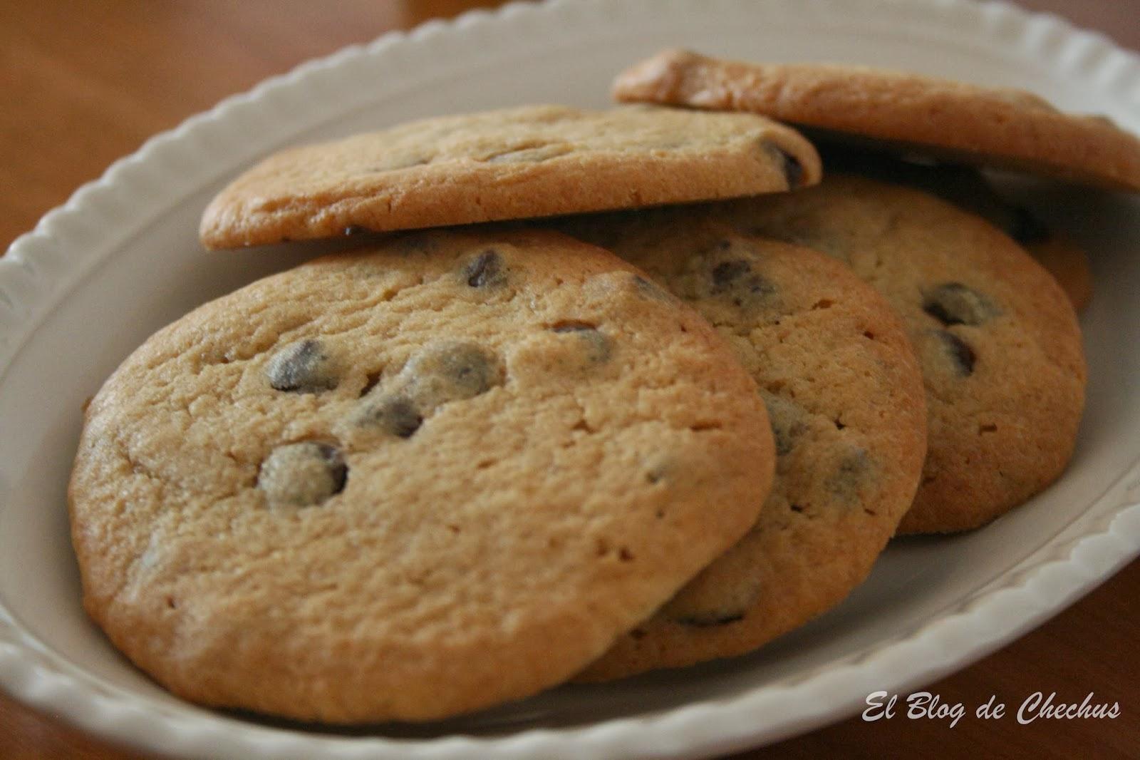 cookies, El blog de Chechus, Chechus Cupcakes