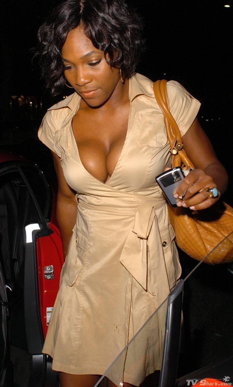 Cleavage Serena Williams nude (67 pics), Cleavage