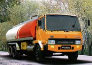 Mitsubishi Fuso Tangki Tronton FN 517 ML2, 220 PS 6x2, 10 Ban
