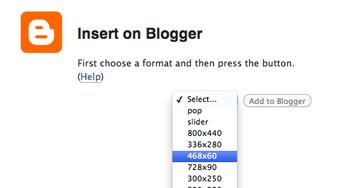 integración de anuncios de smowtion directamente en blogger