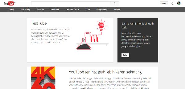 Baru! Kini Kamu Bisa Ubah Pemutar Video YouTube Menjadi Transparan dan Lebih Modern