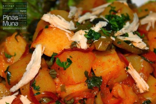 Te Quiero Baguio - Potato Salad