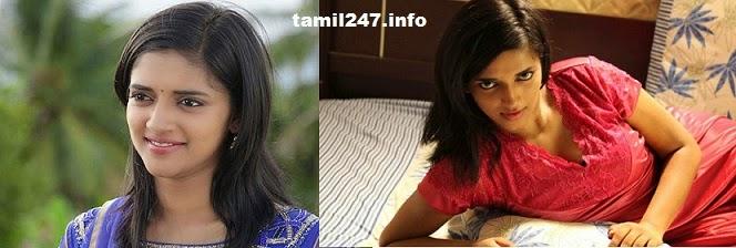 Tamil actress Vasundhara Kashyap selfi leaked online from her Instagram