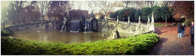 fontana dei 12 mesi, fontana dei dodici mesi