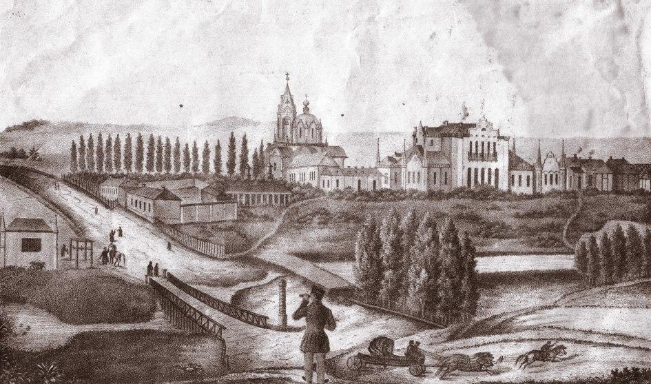 с.  АБАЗІВКА 1852 рік