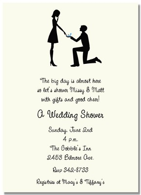 2cater2u event designs With couples wedding shower invitation wording