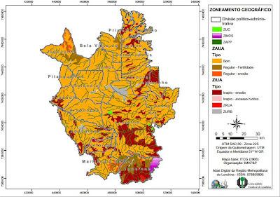 Atlas Digital Região Metropolitana de Londrina