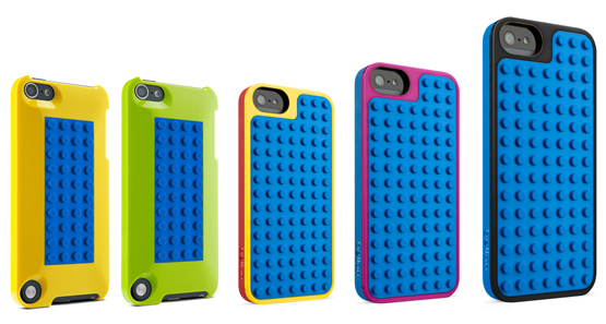iPhone 5-iPod-Touch-nuevas-fundas-LEGO-Builder-Belkin