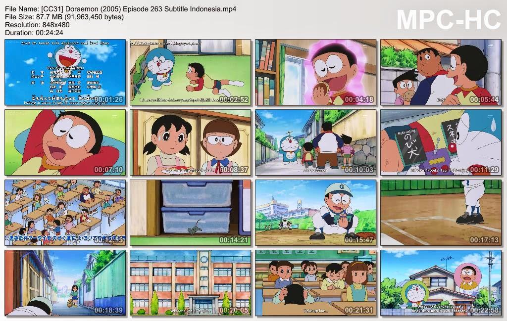 Doraemon (2005) Episode 205 Subtitle Indonesia - Cinema