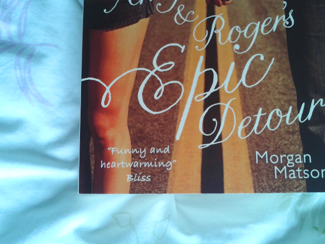 Resenha: Amy and Roger's Epic Detour