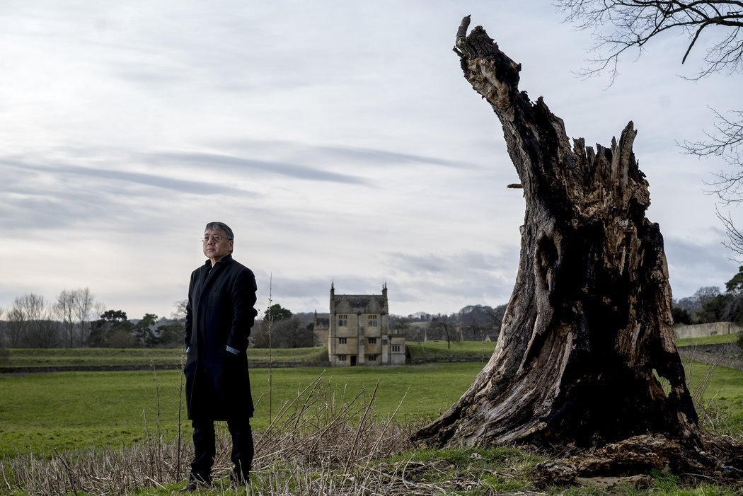 Congrats to Japanese-British writer Kazuo Ishiguro-