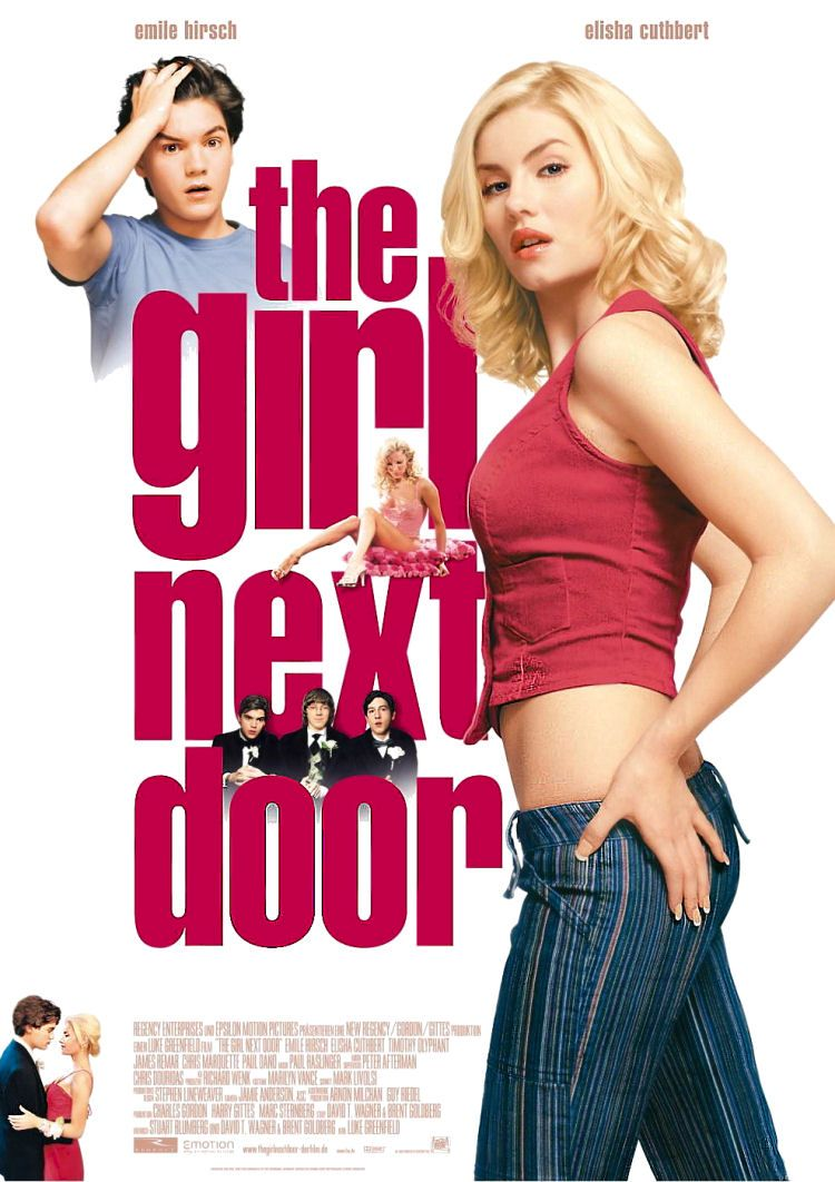 the girl next door poster Girls Gone Wild: Female Sex Addiction on the Web