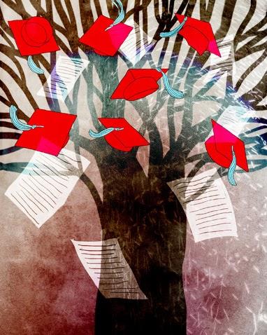 Dai hoc tot - Ảnh minh họa: Bích Khoa