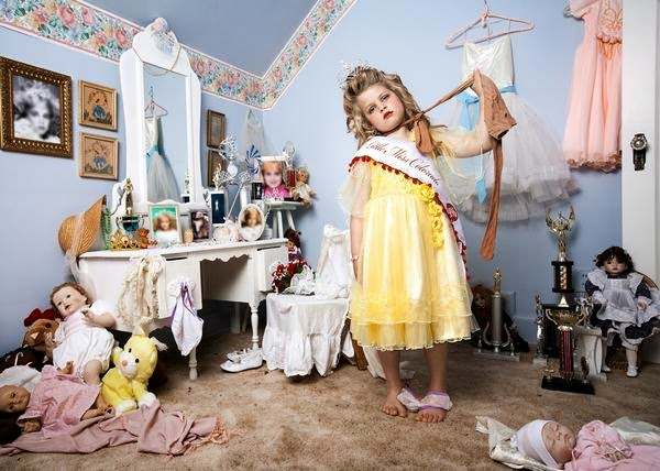 In The Playroom Photography