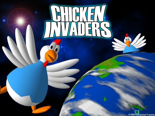 Chicken Invaders Full Version Game Free Download