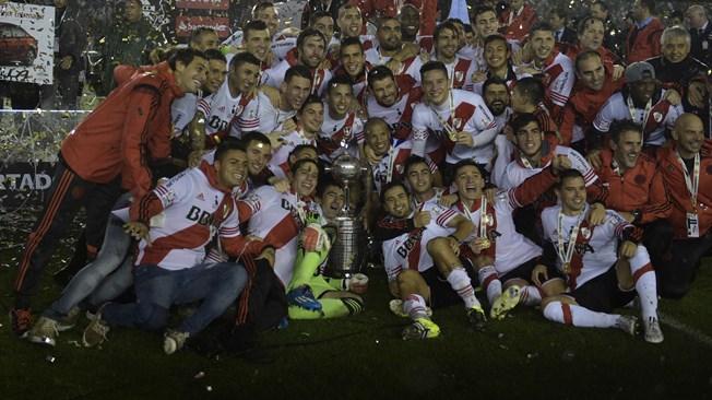 River Plate, Campeón de la Copa Libertadores 2015. Venció 3-0 a Tigres UANL en tiempo regular | Ximinia