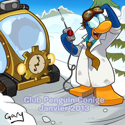 Club penguin comment rencontrer dp
