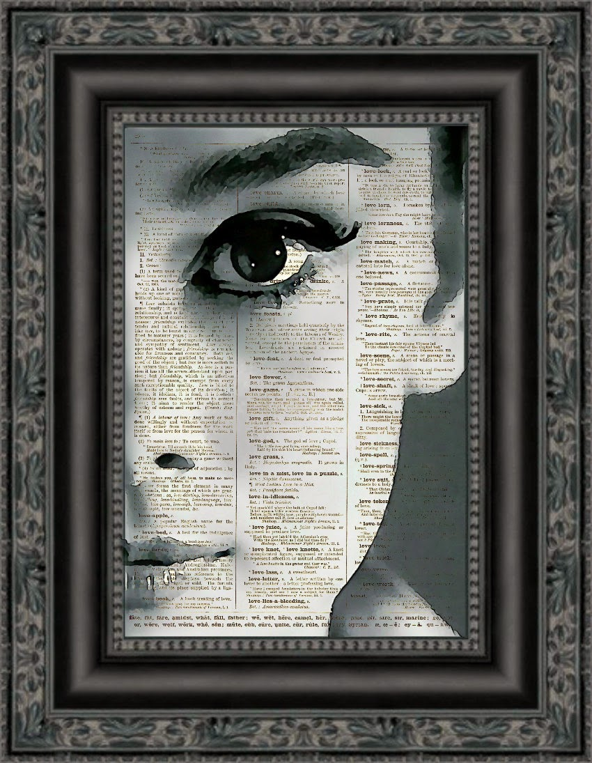 03-Audrey-Hepburn-Belle-Old-Books-and-Dictionaries-in-Re-Imagination-Prints-www-designstack-co