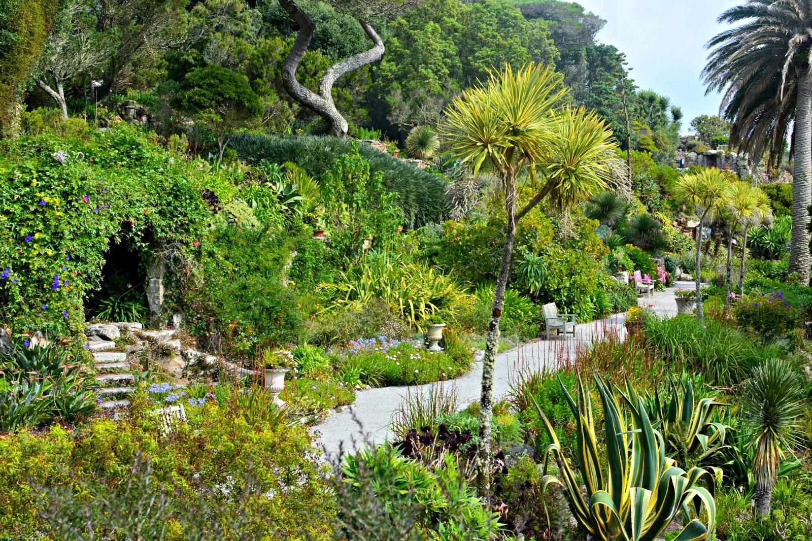 Tresco Abbey Gardens Isles of Scilly