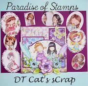 Je crée pour Paradise of Stamps