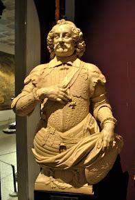 Escultura do Príncipe Johann Moritz von Nassau-Siegen