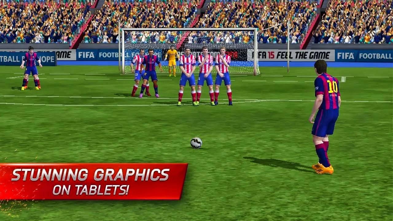 FIFA 15 Ultimate Team v1.0.6