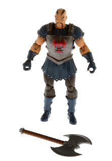 Hasbro Marvel Universe Asguardian 3-Pack Executioner