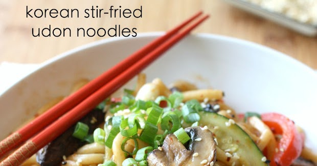 how to make fried udon noodles