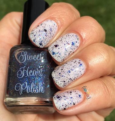 Sweet Heart Polish Maleficent