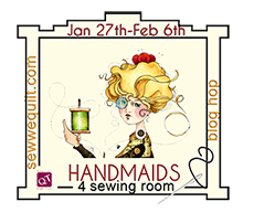 HANDMAIDS  4 Sewing Room