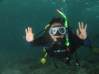 PADI Discover Scuba Diving, Try dive, Malapascua Exotic