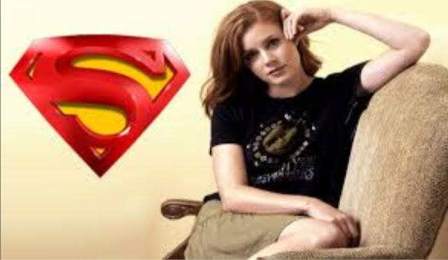Lois Lane Man of Steel background
