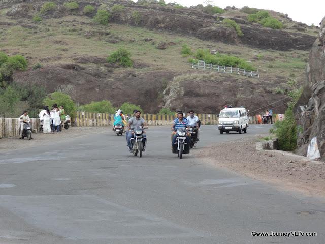 A Short Ride to Dive Ghat near Saswad
