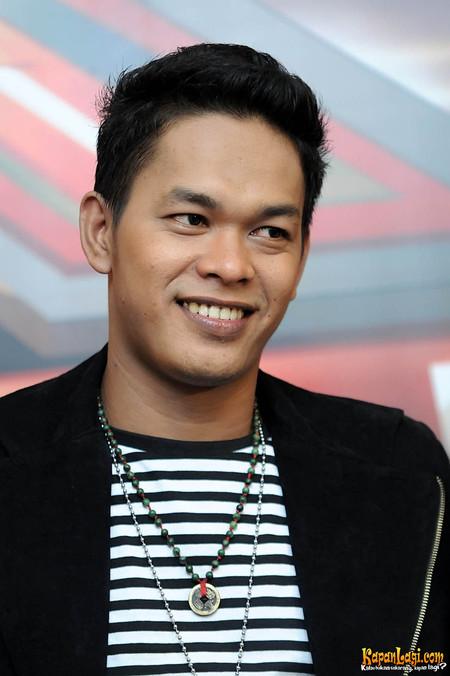 foto Agus Hafiluddin finalis X factor indonesia