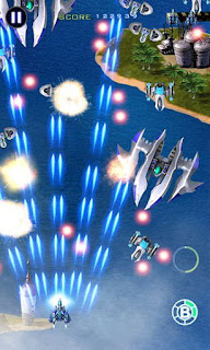 Screenshots of the Star fighter 3001 for Android tablet, phone.