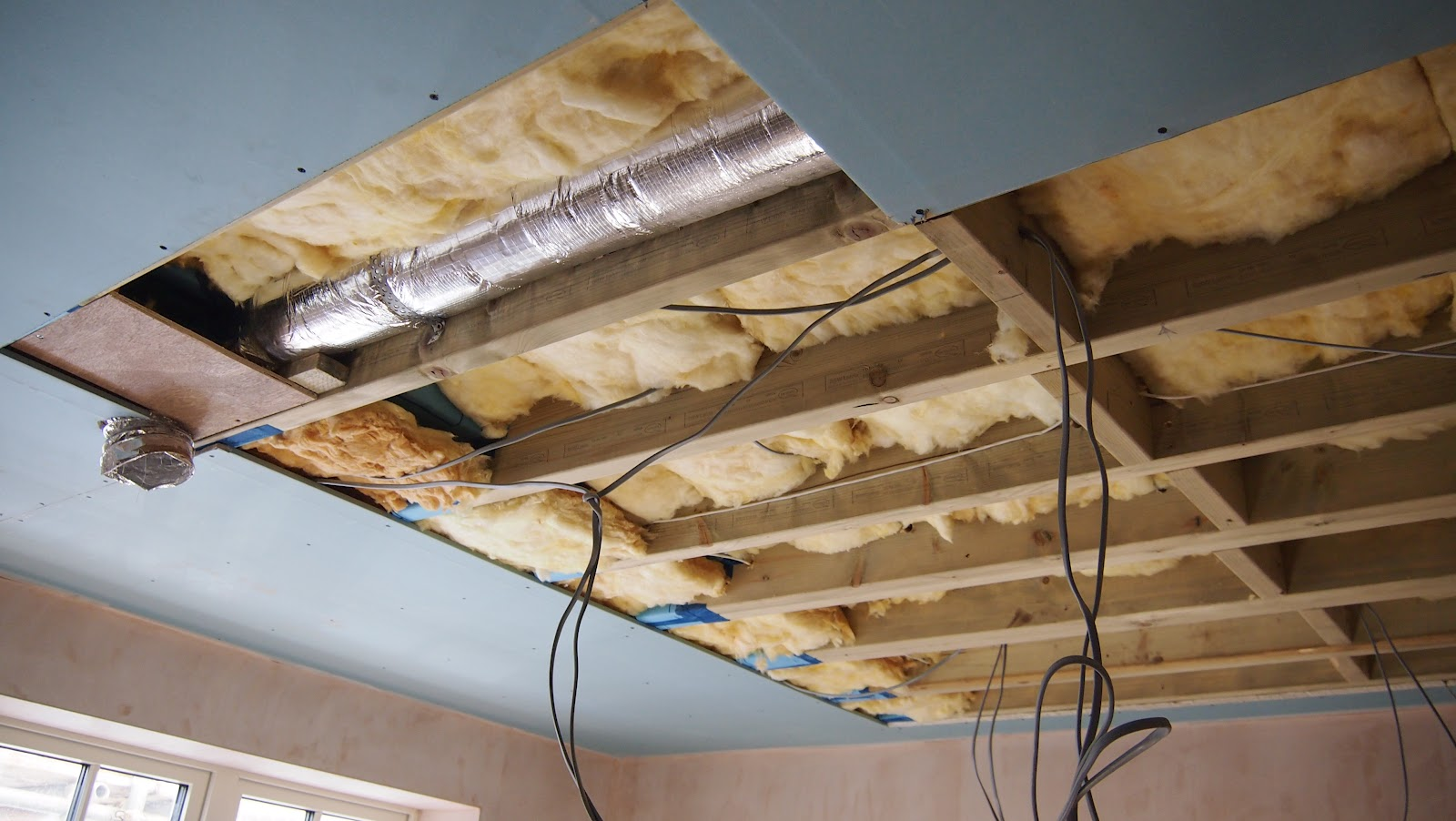 Acoustic Ceiling Insulation : Acoustic insulation house